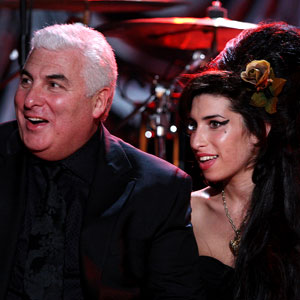 Amy Winehouse, Mitch Winehouse