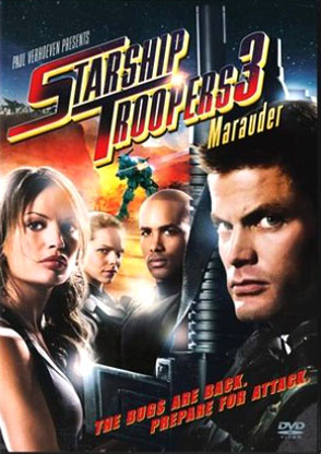 Starship Troopers 3 (DVD Cover)