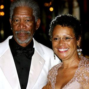 Morgan Freeman Wife Headed For Divorce E News