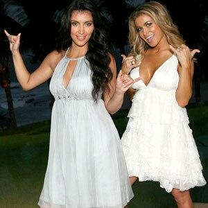 Kim Kardashian, Carmen Electra