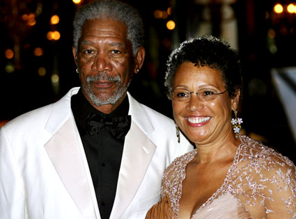 Morgan Freeman, Myrna Colley-Lee