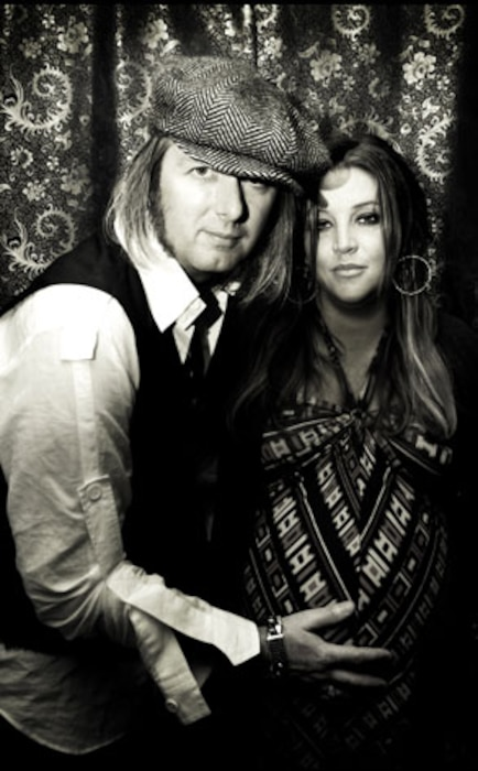 Michael Lockwood, Lisa Marie Presley