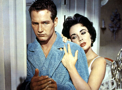Paul Newman, Elizabeth Taylor, Cat on a Hot Tin Roof