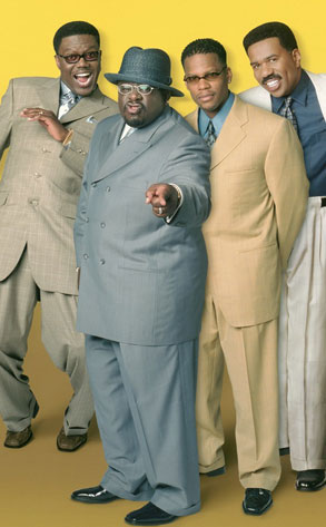 Kings of Comedy, Bernie Mac