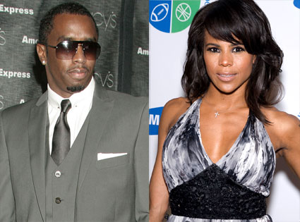 "Sean ""Diddy"" Combs, Laurie Ann Gibson"