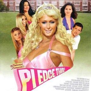 Paris Hilton, Pledge This