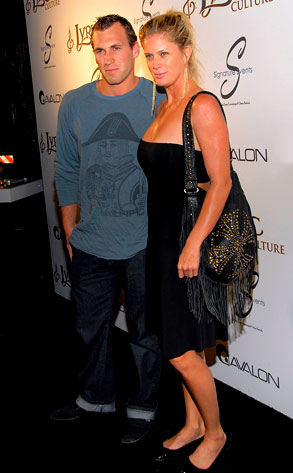 Rachel Hunter, Jarret Stoll