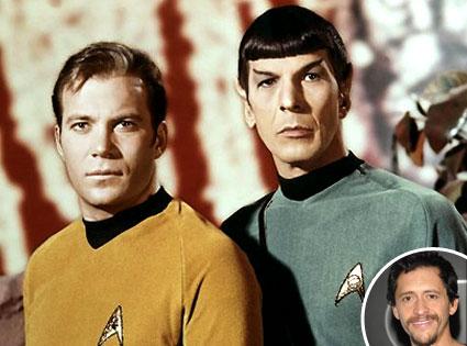 Clifton Collins Jr., Star Trek