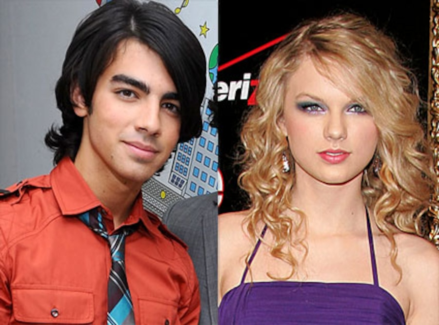 Joe Jonas, Taylor Swift