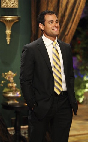 Jason Mesnick on The Bachelorette