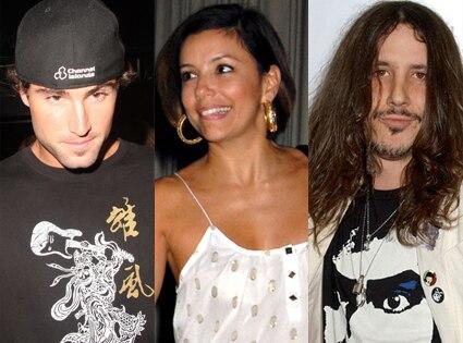 Brody Jenner, Eva Longoria, Cisco Adler