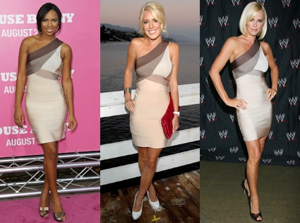 Kiely Williams, Heidi Montag, Jenny McCarthy