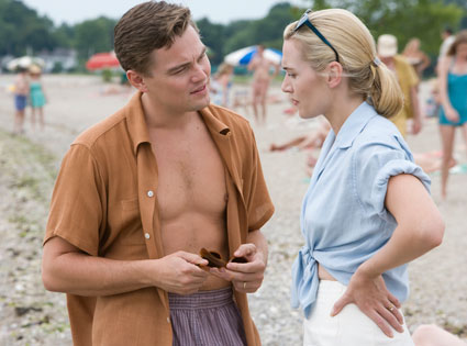 Revolutionary Road, Leonardo DiCaprio, Kate Winslet