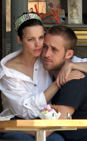 Rachel McAdams & Ryan Gosling from Stars Who Belong ... Ryan Gosling Movies