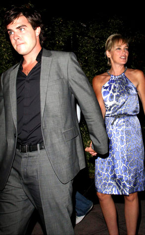Sharon Stone, Chase Dreyfous