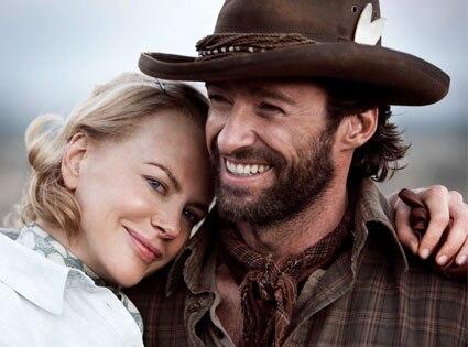 Nicole Kidman, Hugh Jackman, Australia