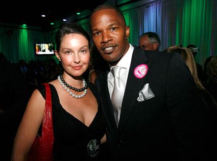 Ashley Judd, Jamie Foxx