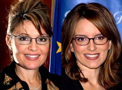 Sarah Palin, Tina Fey