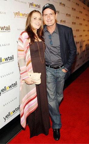 Charlie Sheen, Brooke Sheen
