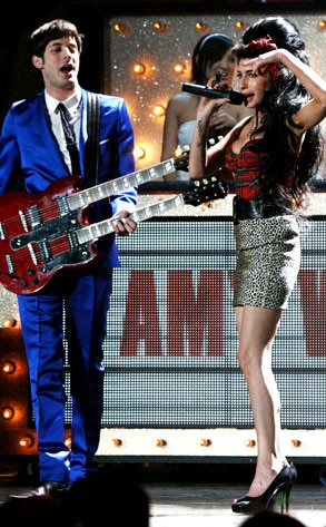 Amy Winehouse, Mark Ronson
