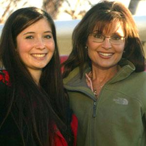 Bristol Palin, Sarah Palin
