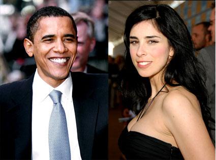 Sarah Silverman, Barack Obama