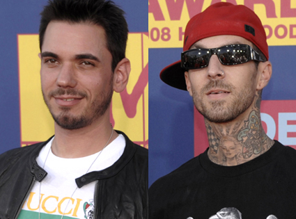 DJ AM, Travis Barker