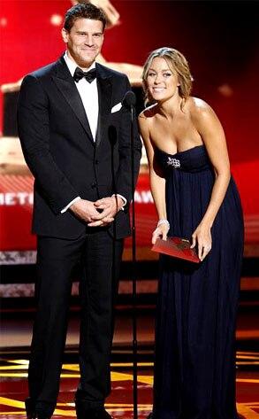 David Boreanaz, Lauren Conrad