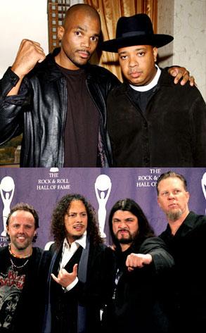 Run- DMC, Metallica