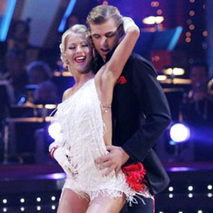 Julianne Hough, Cody Linley, Dancing with the Stars