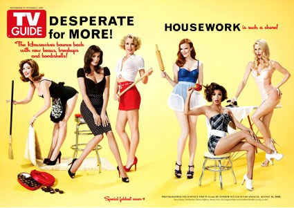 Desperate Housewives, TV Guide