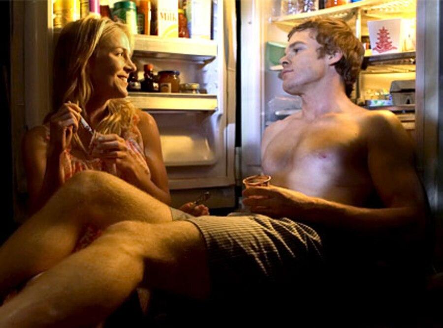 Dexter, Michael C. Hall, Julie Benz