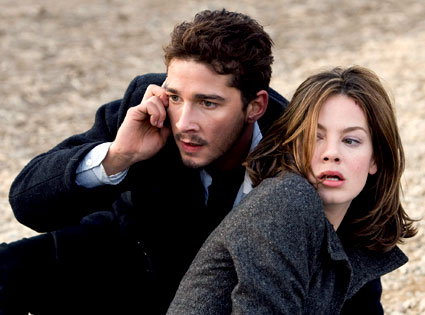 Shia LaBeouf, Michelle Monaghan, Eagle Eye