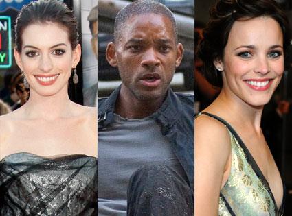 Anne Hathaway, Will Smith, Rachel McAdams