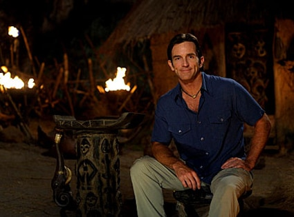 Jeff Probst, Survivor