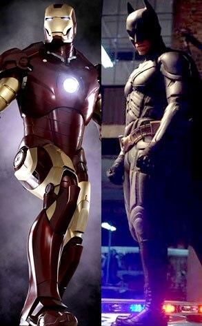 Iron Man, Batman