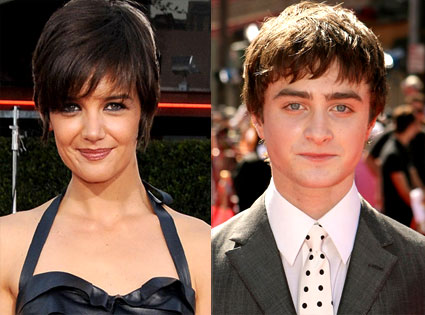 Katie Holmes, Daniel Radcliffe