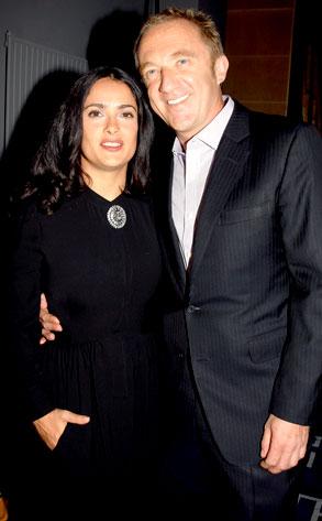 Salma Hayek, Francois-Henri Pinault