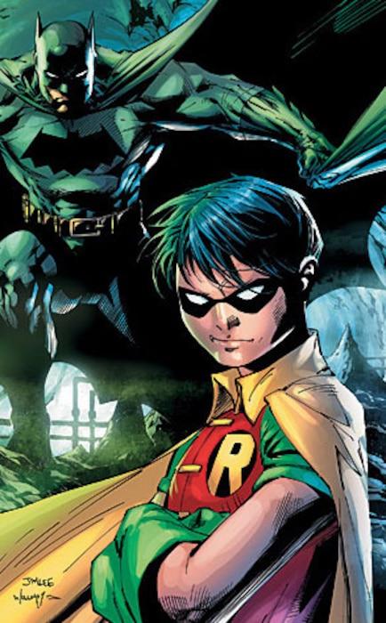 Robin, DC Comics