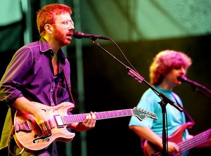 Trey Anastasio, Mike Gordon, Phish