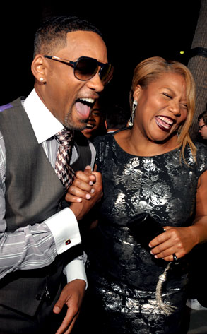 Will Smith, Queen Latifah