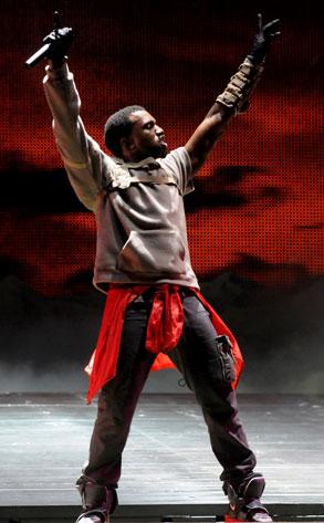 Kanye West, Bonnaroo Festival