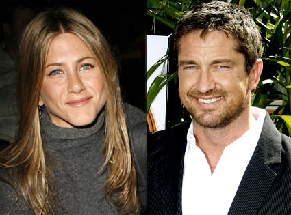 Gerard Butler, Jennifer Aniston
