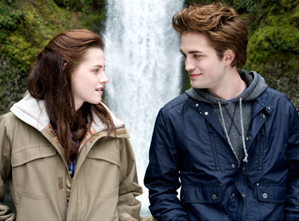 Robert Pattinson, Kristen Stewart, Twilight