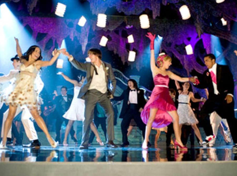 High School Musical 3: Zac Efron, Vanessa Hudgens, Ashley Tisdale, Jason Williams