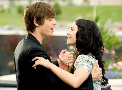 High School Musical 3: Zac Efron, Vanessa Hudgens