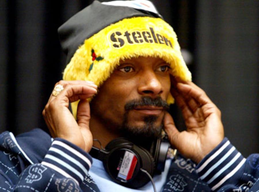 Snoop Dogg, The Steve Harvey Show