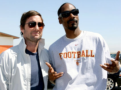 Luke Wilson, Snoop Dogg