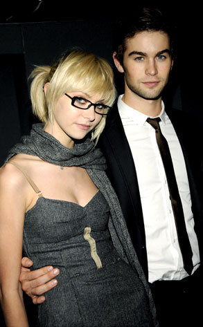 Taylor Momsen, Chace Crawford