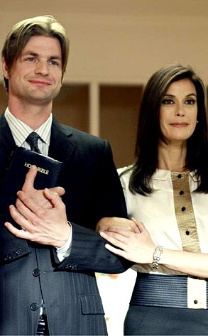 Desperate Housewives, Gale Harold, Teri Hatcher